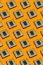 Computer Processor Central Processing Unit Pattern
