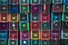 Rainbow Crates