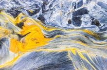 Pietersite Rock Closeup