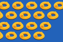 Duck Floaters Pattern