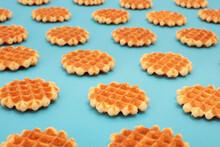 Mini Waffles Pattren