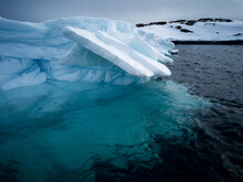 Greenland Melts, Beautiful Shapes Of Iceberg, Geological Forms