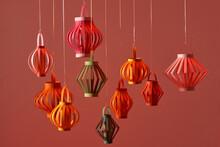 Lantern Paper Hanging For Mid Autumn Festival