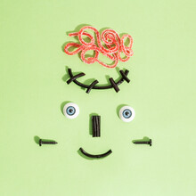 Frankenstein's Candy Monster