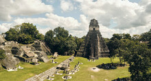 Amazing Maya Pyramid