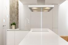 Interior Light Modern Kitchen