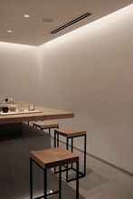 Minimal Tea House In Japan