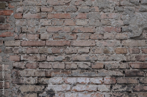 Fototapeta Old brick wall obraz