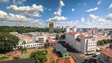 Dia Ensolarado Em Cuiabá