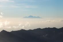 Rinjani Volcano View