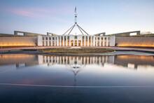 Australia's Parliament House. Canberra Australia