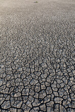 Dried Earth Surface Background