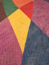 Colorful Pavement