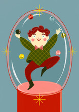 Juggling Boy