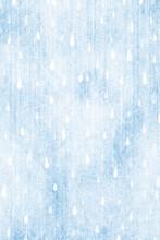 水滴と湿度で曇った窓 ジメジメした背景 縦