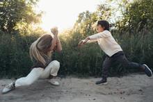 Rowanberry Fight