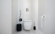 Minimalist Toilet