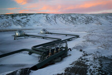 CO2 Carbon Capture And Storage - CarbFix Climate Change Engineering In Iceland