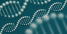 Science Biotechnology DNA. Abstract Illustration