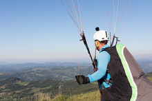 Anonymous Paraglider