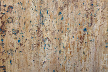 Beaten Wooden Door Texture