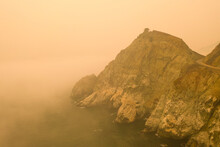 Wildfire Climate, San Francisco September 2020
