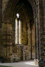 Gothic Abbey Ruins