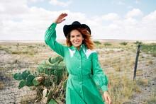 Texas Western Cowgirl