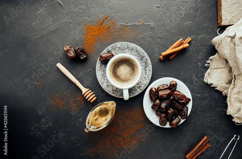 Foto oriental meal
