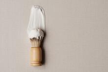 Shaving Brush And Shaving Cream