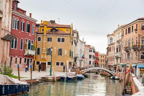 Obraz na plátně Veneza