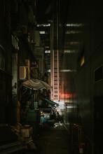 A Hidden Street In Hong Kong
