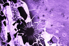 Abstract Shattered Surface Background