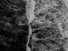 Foam Waves And Ocean
