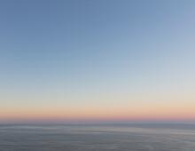 Vast Ocean And Sky At Dawn