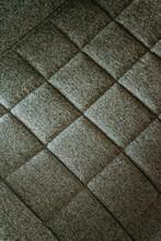 Closeup Of Green Fabric
