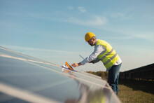 Engineers In The Solar Energy Field