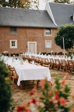 Secret Wedding Garden Party