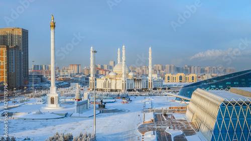 Fotografie, Obraz Nur-Sultan, Astana / Kazakhstan