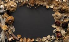 Dry Organic Frame