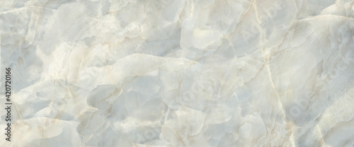 Fotografia onyx marble texture green, Aqua tone polished marbel with high resolution for ex