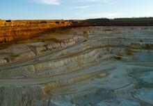 Minerals Open Mine