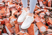 Chunky Tennis Shoes