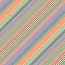 Stripe Pattern Textured Multicolored Dark In Purple, Red, Green, Yellow. Seamless Diagonal Herringbone Lines Background For Summer Autumn Dress, Skirt, Shirt, Or Other Modern Fashion Textile Print.