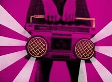Music Player Blasts Music Loud