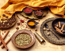 Spices And Gold