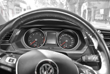 Volkswagen Luxury Dashboard