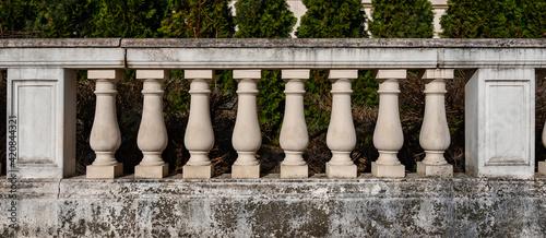 Säulenarchitektur Tapéta, Fotótapéta