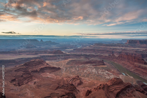 Photo USA, Utah, Dead Horse Point State Park