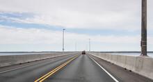 Confederation Bridge, Northumberland Strait, Charlottetown, Canada